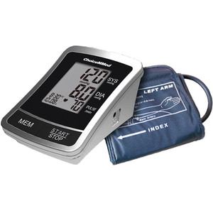 CHOICEMMED DIGITAL BLOOD PRESSURE MONITOR