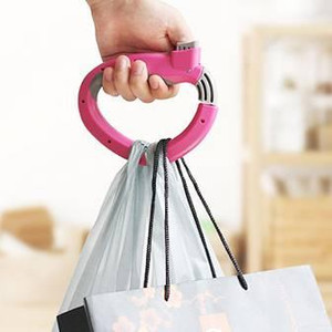 SOFT GRIP MULTI BAG HOLDER