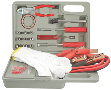 35PC ROADSIDE EMERGENCY KIT
