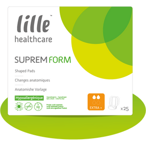 LILLE SUPREM FORM EXTRA PLUS PADS