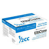 ULTICARE INSULIN SYRINGES 30 GAUGE 0.5CC