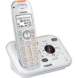 VTECH CARELINE PLUS CORDLESS PHONE WITH ANSWERING SYSTEM