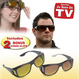 CLEARVISION HD GLASSES COMBO