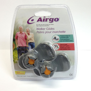 AIRGO WALKER GLIDES FOR 1 inch TUBING
