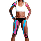 "KINESIO TEX GOLD TAPE 2"" BLACK"