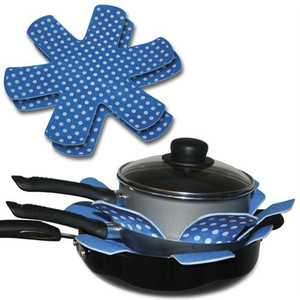 POT AND PAN PROTECTORS SET OF 2