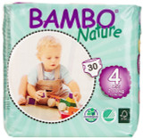 BAMBO NATURE MAXI PREMIUM BABY DIAPERS