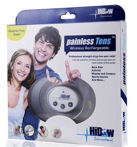 PAINLESS WIRELESS TENS MACHINE HI DOW