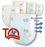 TRANQUILITY SMARTCORE DISPOSABLE BRIEFS LARGE BY CASE