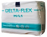 ABENA DELTA FLEX PROTECTIVE UNDERWEAR LARGE TO X LARGE BY BAG