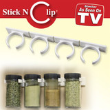 STICK AND PEEL KITCHEN ORGANIZER