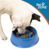 SLOW DOWN DOGGY FOOD BOWL