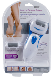 PERSONAL POWER PEDICURE SYSTEM