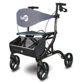 HUGO EXPLORE SIDE FOLDING ROLLATOR