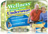 WELLNESS ABSORBENT PULL UPS LARGE CASE
