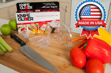 KNIFE GLIDER SAFETY TOOL AS SEEN ON TV