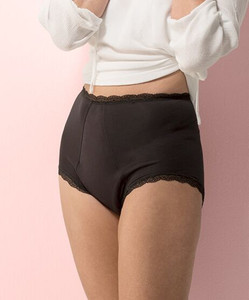 CONFITEX INCONTINENCE UNDERWEAR BRIEF BLACK