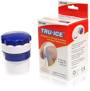 TRU ICE REUSEABLE ICE THERAPY RUB