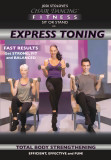 CHAIR DACING EXPRESS TONING FITNESS DVD