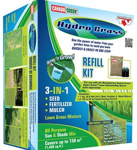HYDRO GRASS REFILL
