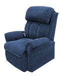EZEE LIFE JUPITER 1 MOTOR LIFT CHAIR BLUE