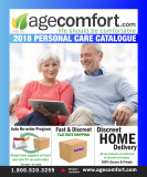 2018 Personal Care catalogue