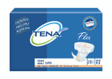 TENA FLEX SUPER BRIEFS SIZE 12 BY CASE