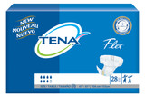 TENA FLEX SUPER BRIEFS SIZE 20 BY BAG