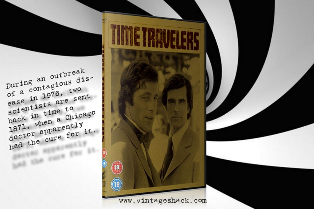 time travelers 1976 DVD