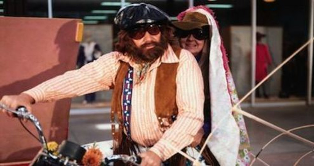 "Rare and hidden 70s movie ""bunny o'hare"" on DVD"