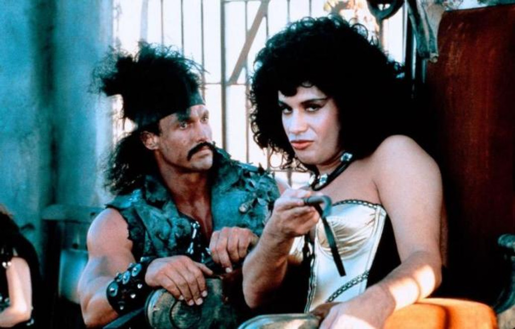 Yes Gene Simmons from Kiss was in this!