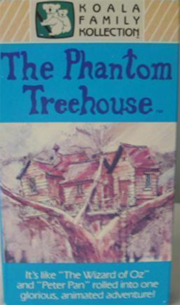 "This is also known as ""Treehouse Dream"""