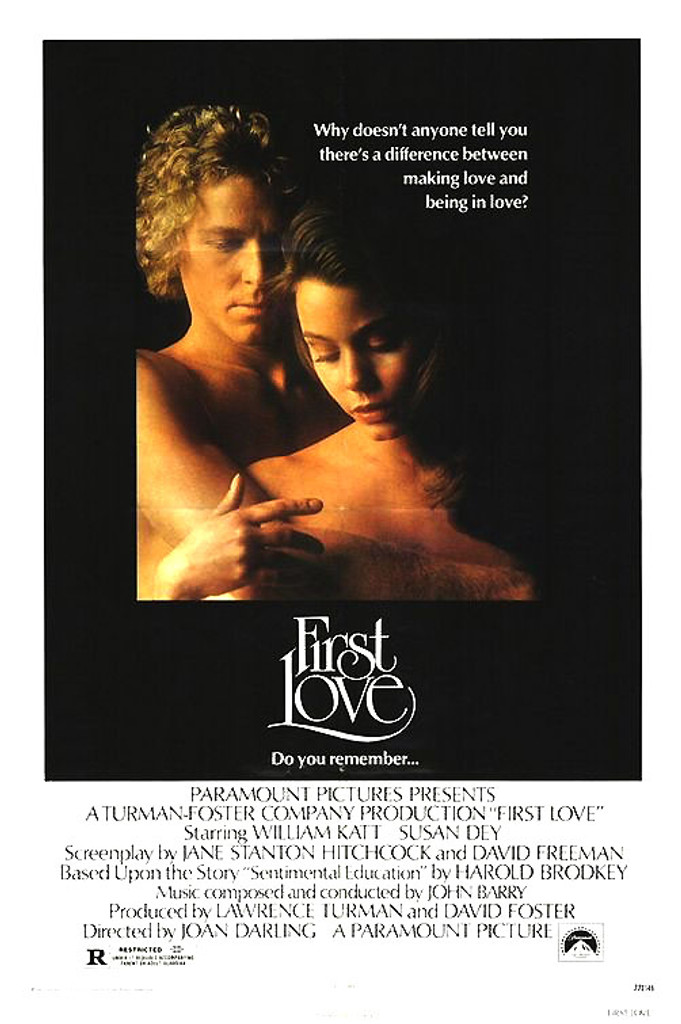 First Love DVD Susan Dey