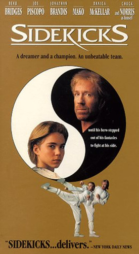 Sidekicks DVD Chuck Norris