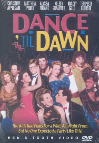 Dance Til Dawn DVD starring Alyssa Milano