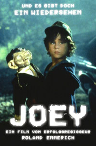 The German film of supernatural suspense Making Contact; aka, Joey(1985)  This is dubbed into English.