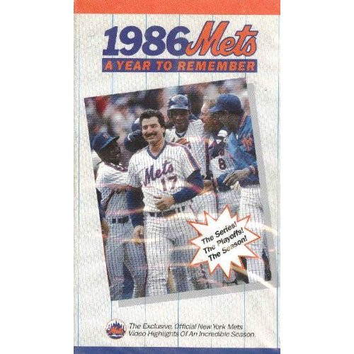 The METS 1986 A year to remember DVD