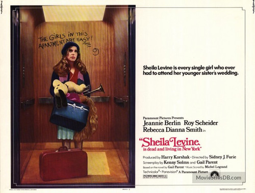 Sheila Levine is dead and living in New York (Rare Classic available on DVD)