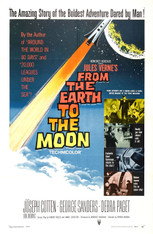 from earth to the moon 1958 DVD