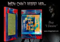 Rare cult vampire flick, I Desire, on DVD