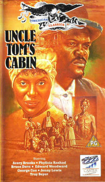Uncle tom 39 s cabin 19987 dvd avery brooks phylicia rashad for Tom s cabin
