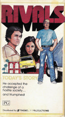 """Rivals DVD This movie is also known as """"The Stranger at Jefferson High"""" 1981 DVD"""