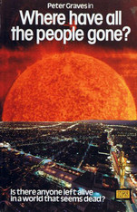 where have all the people gone DVD 1974