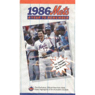 The METS 1986 A year to remember - DVD