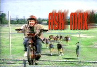 "Ask Max DVD Classic from the rare ""Disney Sunday night movies"" from the 1980's"