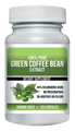 Green Coffee Bean 120ct