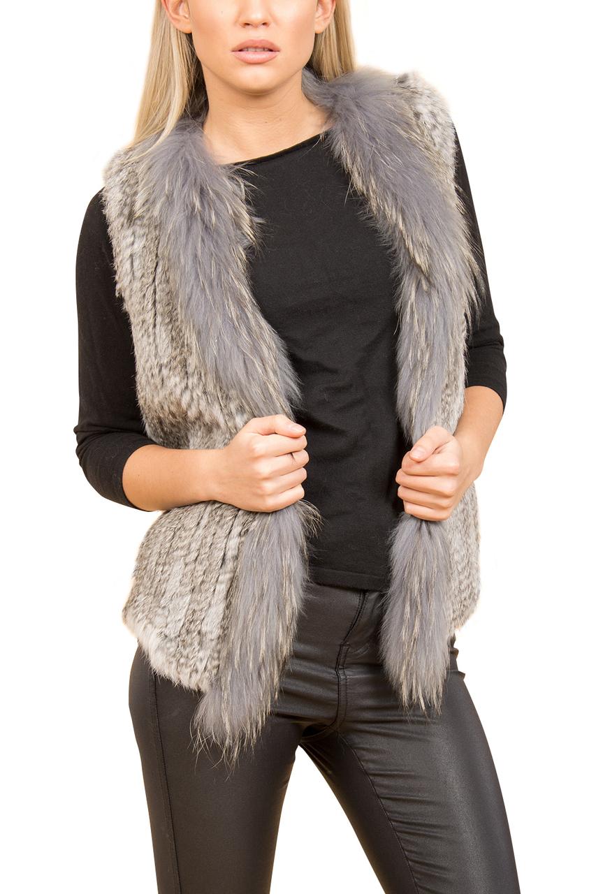 Real Fur Gilet