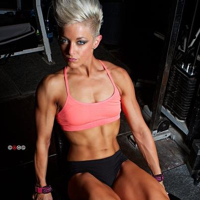 Kate Lane IFBB Pro Pride Athlete