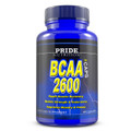 BCAA 2600 Capsules 60 Count