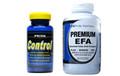 Control 60 Capsules and Premium EFA 120 Softgels